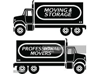 Removals Man&van(LAST MINS BOOKINGS AVAILABLE )