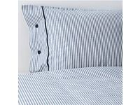 IKEA Quilt/Duvet Cover and 4 Pillowcases - Very new!!