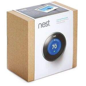 Nest Learning Thermostat-2nd generation