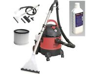 SEALEY PC310 CARPET / VALET MACHINE WET & DRY WITH 1 LITRE DETERGENT