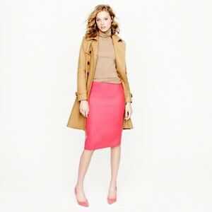 J. Crew No. 2 Pencil Skirt Size 12