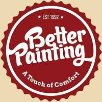 Better Painting: A Touch of Comfort