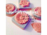 Hand made Oatmeal & Shea butter soaps