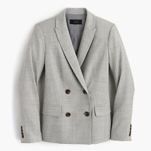 JCrew Grey Blazer