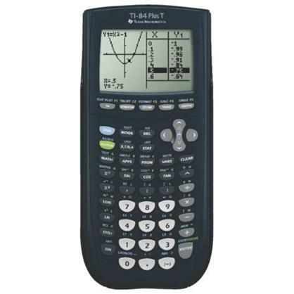 Texas Instruments TI-84 Plus T rekenmachine