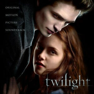Twilight-Soundtrack cd-New and sealed Muse,Paramore,Linkin +