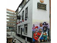 Part time Bar Crew for Traditional City Centre Pub