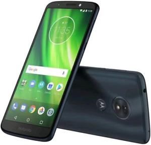 Motorola g6 play new!! Wind / freedom