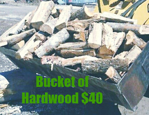 FIREWOOD CUT & SPLIT
