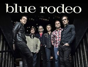 Looking for 2 Blue Rodeo Tickets to Casnio Moncton -02/26/2017