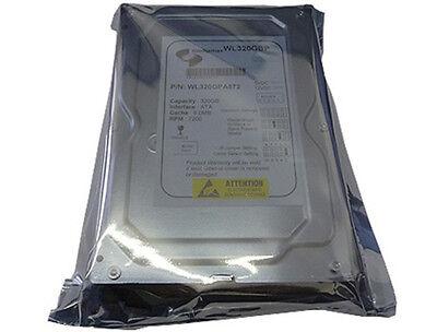 White Label 320GB IDE 8MB Cache 7200RPM PATA Internal Desktop 3.5