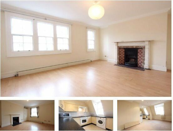 3 Bed Unfurnished Top Floor flat - Marylebone/Baker Street NW1