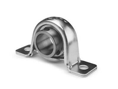 1 Sbpp205-16 Stamped Steel Pillow Block Bearing With Eccentric Collar 3s14