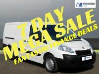 2013 Peugeot Expert HDI 1200 L2H1 Diesel white Manual