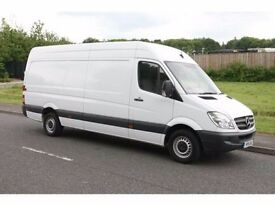 Cheap 24/7 Man and Van hire £15ph Removals and Delivery service