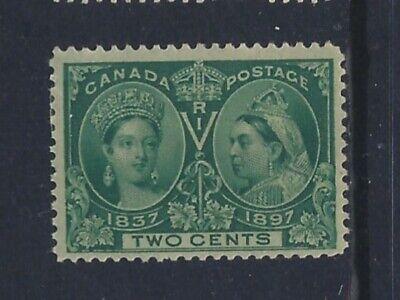 Canada, Scott #52, 2c Queen Victoria Jubilee, MH