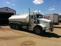 Rig Water Truck Operator WATER