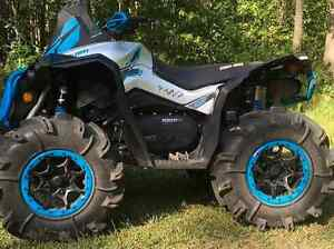 NO LIMIT WHEELS IN CAN AM COLOURS AT ATV TIRE RACK Kingston Kingston Area image 2