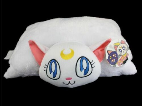 Sailor Moon Luna Plush Cushion Pillow Xmas Gift