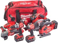 WANTED POWER TOOL
