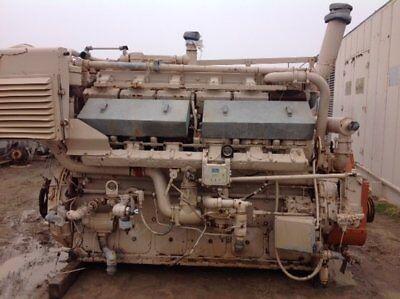 Waukesha L7042gsi Natural Gas Engine