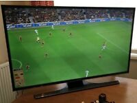 SAMSUNG 40in UHD (4K) SMART LED TV -FREEVIEW HD - 900hz- WIFI- WARRANTY model number: 6470