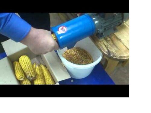 ELECTRIC Feed mill grinder Corn flakes Crusher «LAN-8»