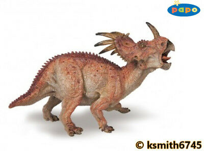 Action Figures Ocean Life 21 Pieces Dinosaurs Triceratops & Parasaurolophus Toy Kids Play