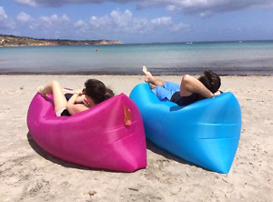 Inflatable air sofa/lazy bag
