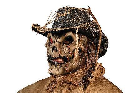 Reel FX: Scarecrow Appliance Makeup - Appliance Fx