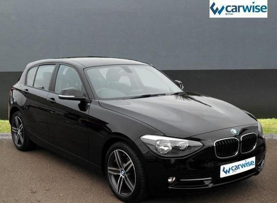 2013 bmw 1 series 116i sport petrol black manual in harlow essex gumtree. Black Bedroom Furniture Sets. Home Design Ideas