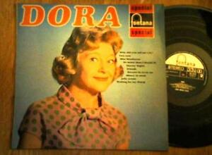 DORA-BRYAN-DORA-ORIG-LP-1964-NR-MINT