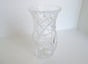 Crystal and Clear Glass Dining Wares
