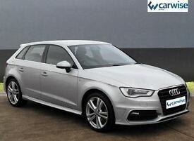 2013 Audi A3 TFSI S LINE Petrol silver Manual