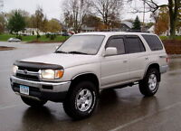 1995-2004 Toyota Tacoma t100 4x4 or 1996-2002 4runner