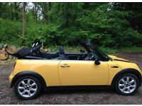 STUNNING MINI ONE CONVERTIBLE! CHEAP OFFER HURRY
