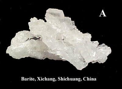 (M) CHOICE BARYTE, XICHANG, SHICHUANG, CHINA