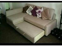 Corner Sofa Bed. Only £340 *Free delivery & Free assembly*