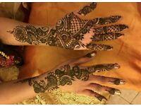 HENNA / MEHNDI ARTIST - PROFESSIONAL - BIRMINGHAM