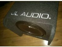 "JL Audio CP112W0v3 car 12"" subwoofer bass speaker sub"