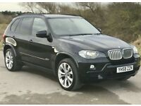 2008 BMW X5 3.0SD M Sport Full Service History