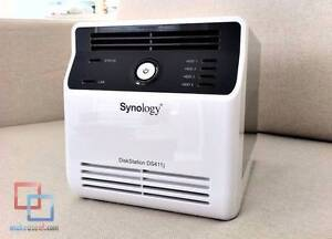 Synology DiskStation NAS home server DS411J + 14TB Pyrmont Inner Sydney Preview