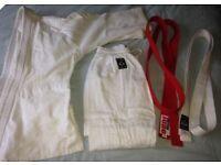 Judo suit boys