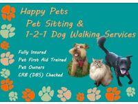 Dog Walking and Pet Sitting Services /Dog Walker, Pet Sitter/ Individual Dog Walks