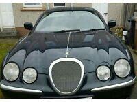 S type jaguar. 3l v6. 240 bhp
