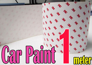 3M-Car-Paint-Protection-Film-CLEAR-Vinyl-1-Meter-x-0-10-Meter