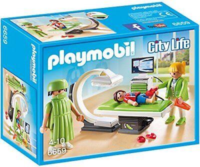 Kinder Spielzeug PLAYMOBIL Röntgenraum Stadtleben Spielwelten Spielzeugfigur NEU