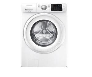 BRAND NEW WASHER SAMSUNG MOD. WF45M5100AW/A5 WHITE WITH 1 YEAR WARRANTY!