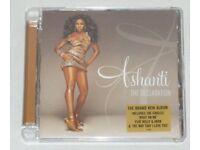 MUSIC CD ALBUM ASHANTI THE DECLARATION R&B 14 TRACKS BODY ON ME THE WAY I LOVE U