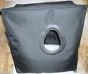 TO-FIT-PEAVEY-PRO-MESSENGER-SUB-MK11-PADDED-SLIP-OVER-COVER-ONE-BY-BACSEW